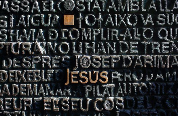Jesus - Photo by Eran Menashri on Unsplash