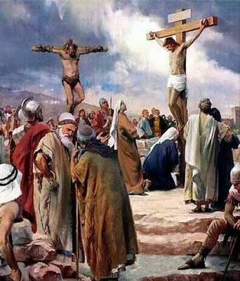 The_Crucifixion - Clipart Public Domain