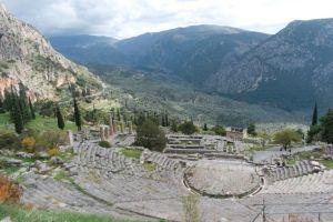 Delphi Photo by DiChatz on Unsplash