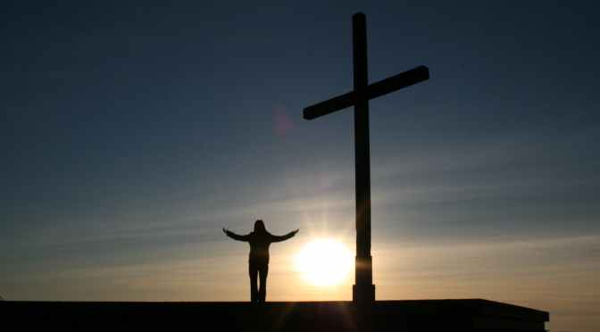 IDENTITY OF JESUS – CALVARY